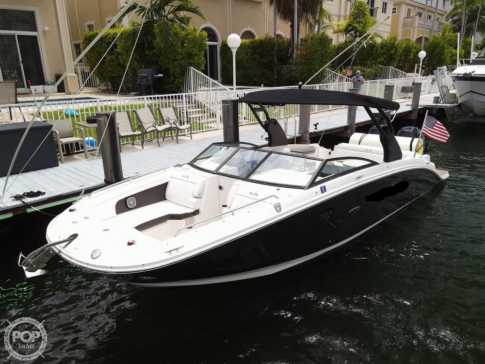 2018 Sea Ray boat for sale, model of the boat is 290 SDX & Image # 13 of 40