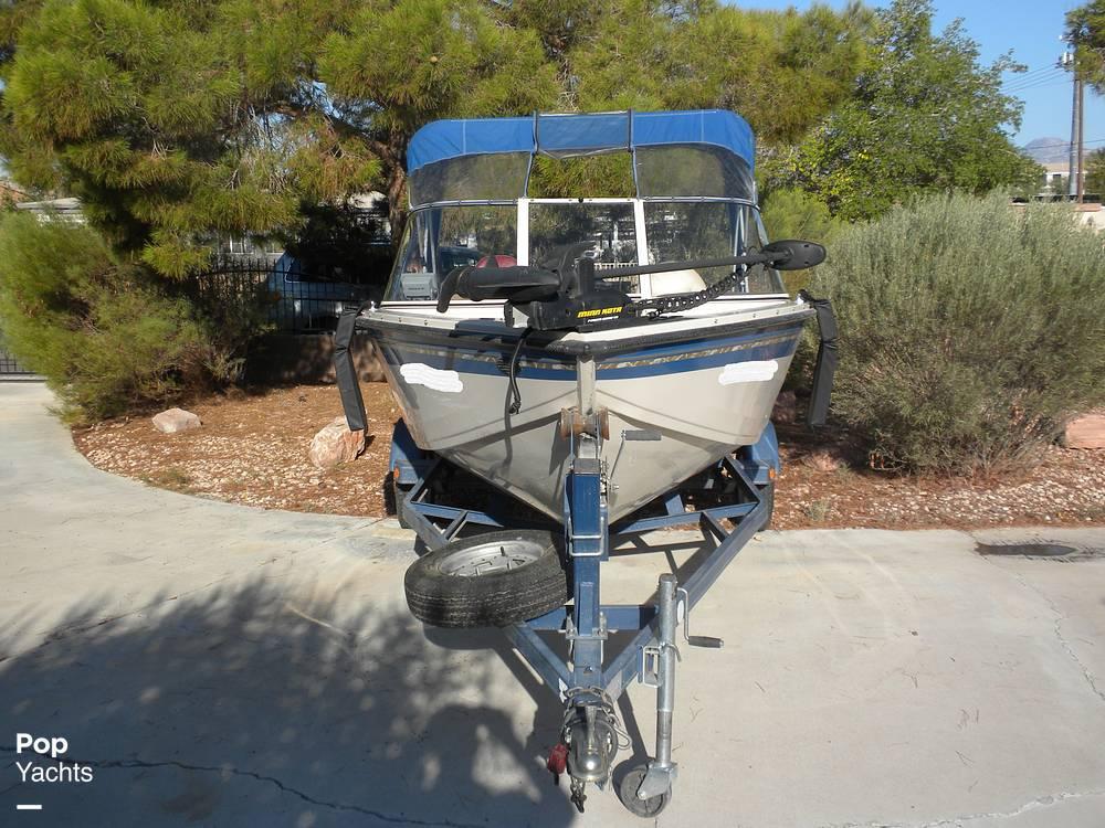 1999 Crestliner boat for sale, model of the boat is Superhawk 1600 & Image # 4 of 40