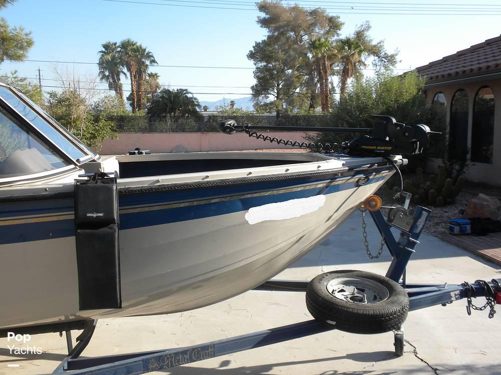 1999 Crestliner boat for sale, model of the boat is Superhawk 1600 & Image # 14 of 40