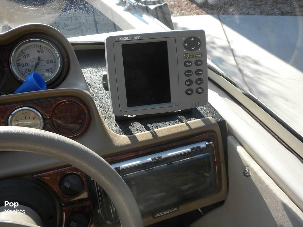 1999 Crestliner boat for sale, model of the boat is Superhawk 1600 & Image # 27 of 40