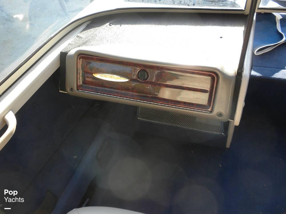 1999 Crestliner boat for sale, model of the boat is Superhawk 1600 & Image # 32 of 40