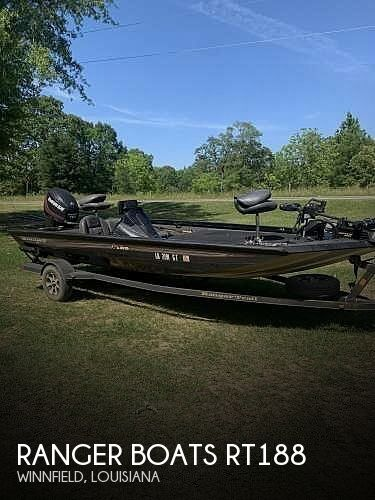 Used Power boats For Sale in Monroe, Louisiana by owner   2016 Ranger Boats Rt188