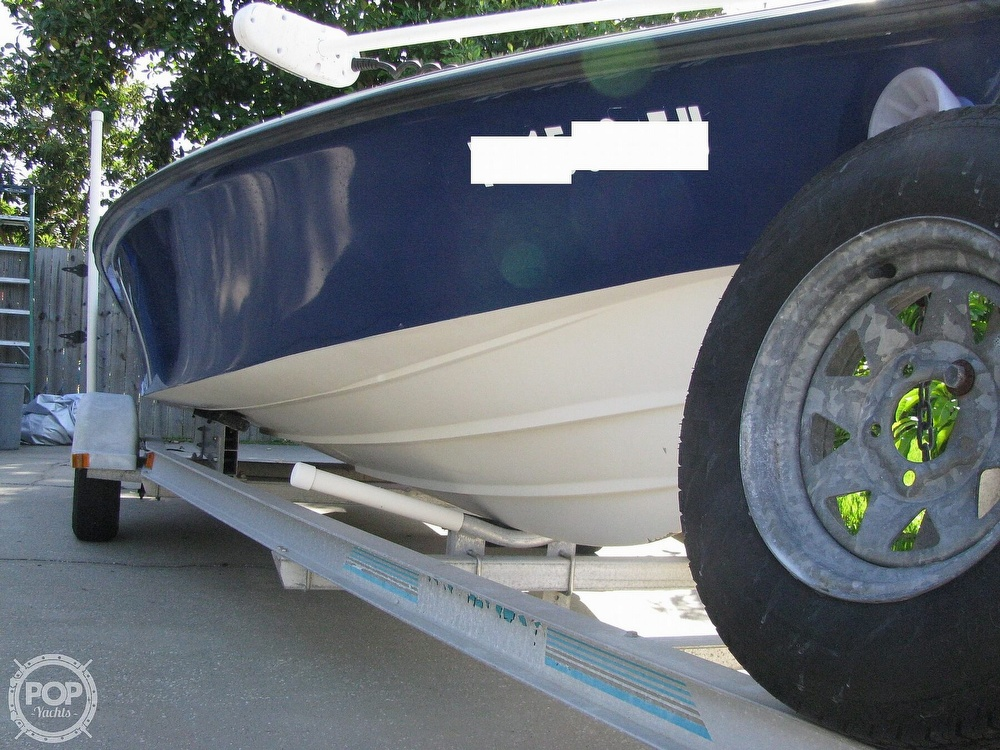 1988 Maverick boat for sale, model of the boat is Master Angler 18 & Image # 3 of 40