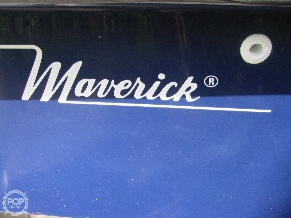 1988 Maverick boat for sale, model of the boat is Master Angler 18 & Image # 6 of 40