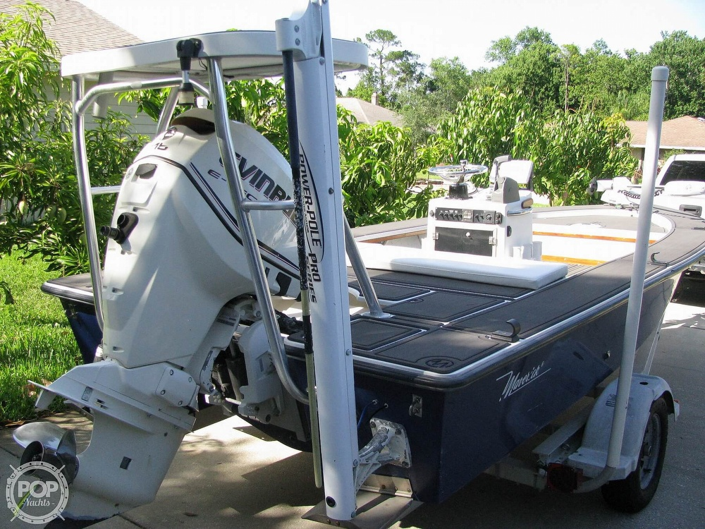1988 Maverick boat for sale, model of the boat is Master Angler 18 & Image # 9 of 40