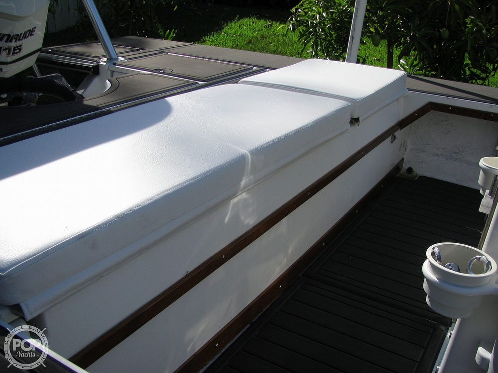 1988 Maverick boat for sale, model of the boat is Master Angler 18 & Image # 24 of 40