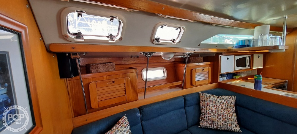 1998 Catalina Yachts boat for sale, model of the boat is 34 MKII & Image # 38 of 40