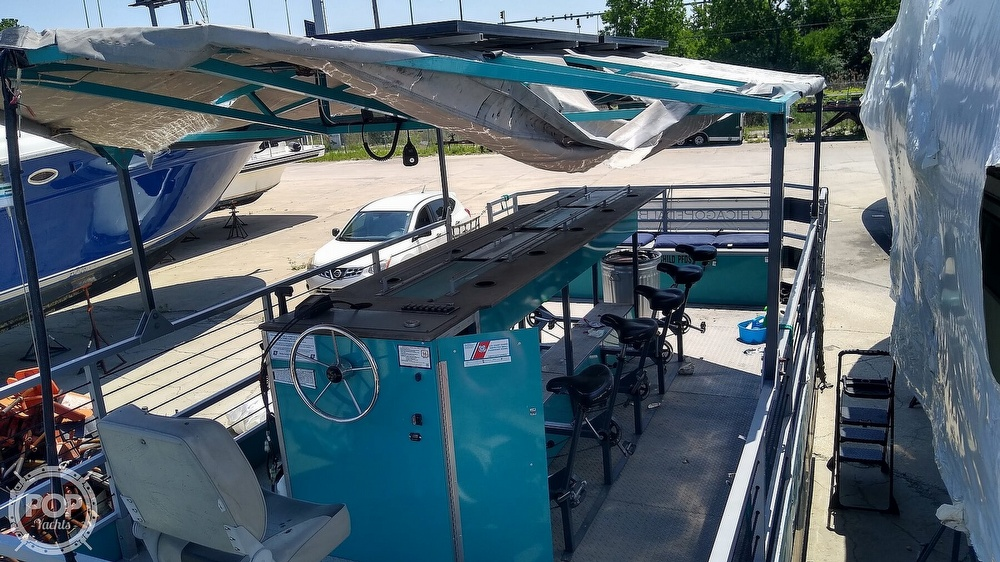 2014 Cascade boat for sale, model of the boat is Custom Cycle Tour Boat & Image # 40 of 40