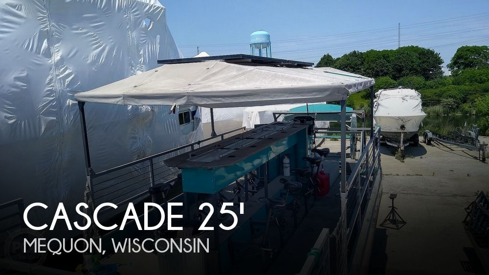 2014 Cascade boat for sale, model of the boat is Custom Cycle Tour Boat & Image # 1 of 40