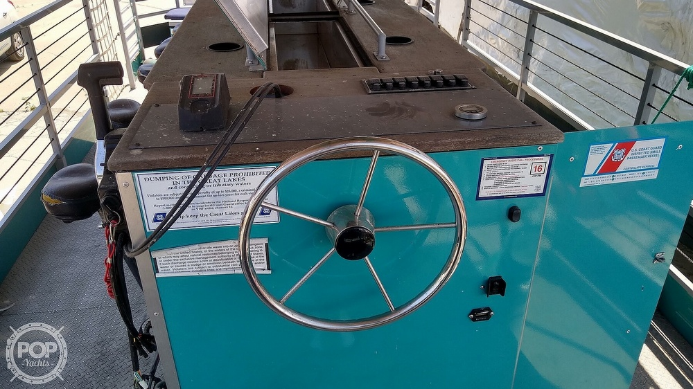 2014 Cascade boat for sale, model of the boat is Custom Cycle Tour Boat & Image # 11 of 40