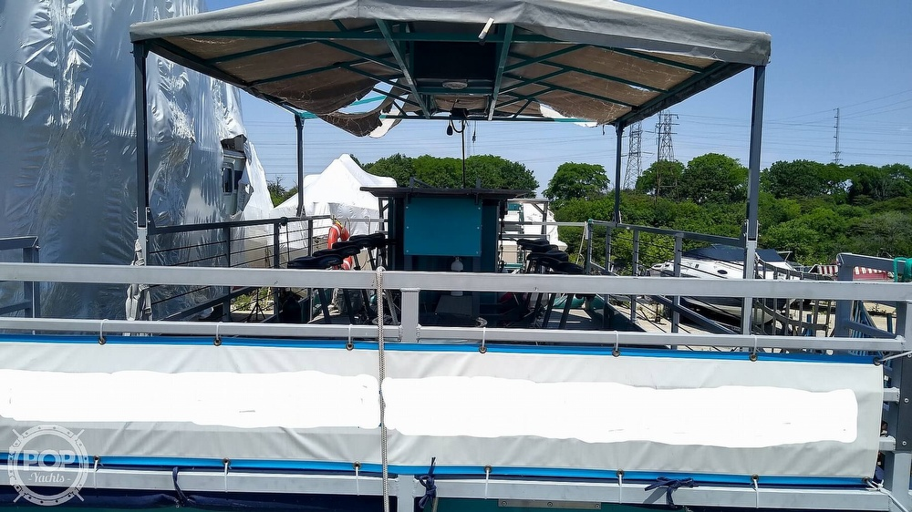 2014 Cascade boat for sale, model of the boat is Custom Cycle Tour Boat & Image # 8 of 40