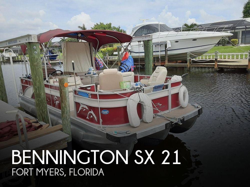 2016 BENNINGTON SX 21 for sale