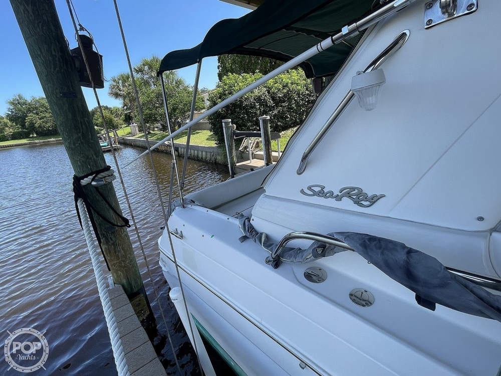 1999 Sea Ray boat for sale, model of the boat is 290 Sundancer & Image # 7 of 40