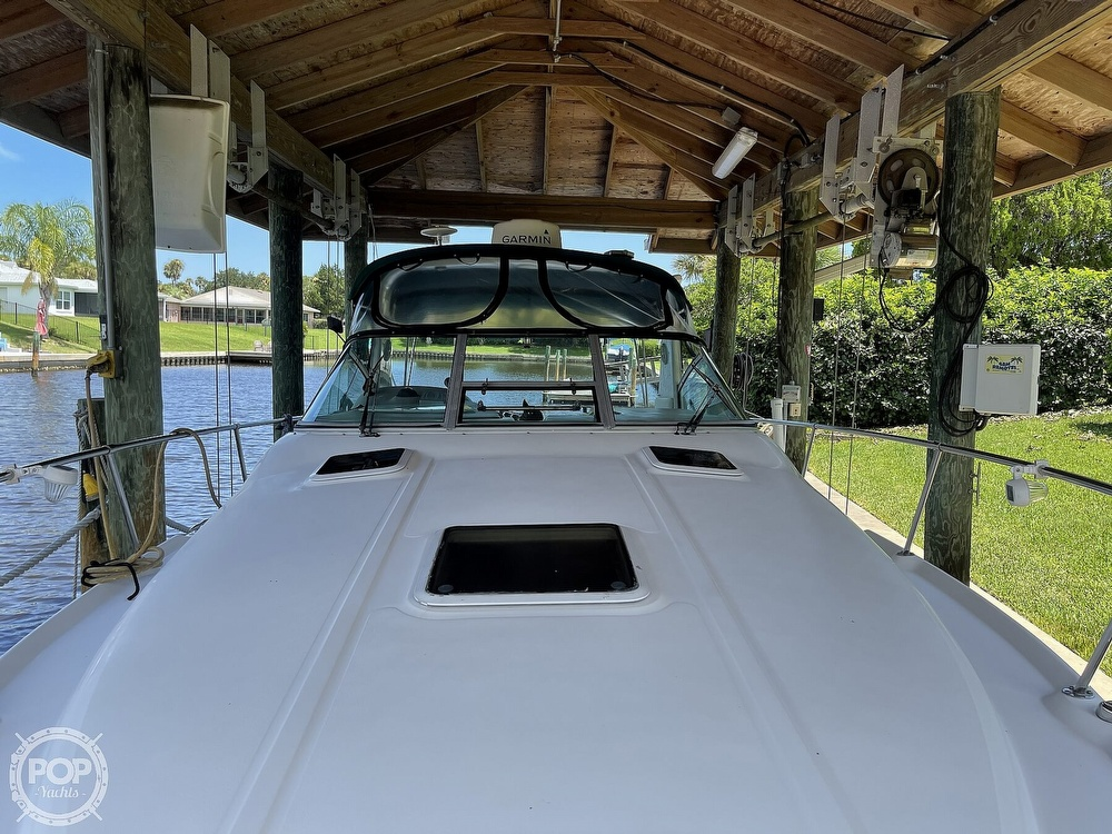 1999 Sea Ray boat for sale, model of the boat is 290 Sundancer & Image # 21 of 40