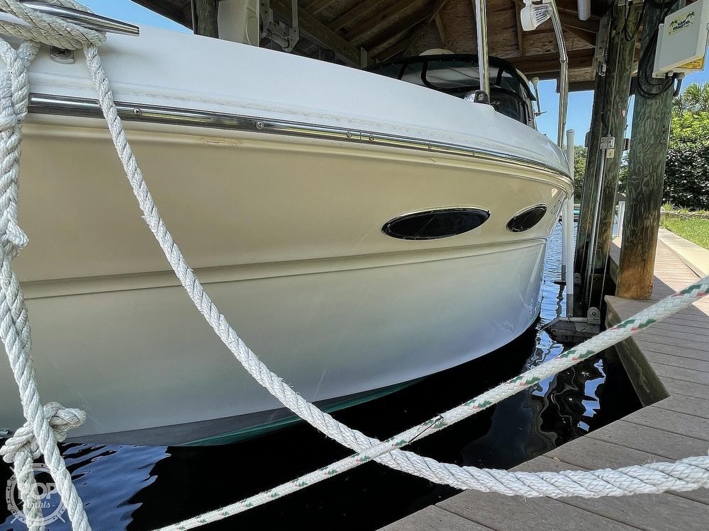 1999 Sea Ray boat for sale, model of the boat is 290 Sundancer & Image # 34 of 40