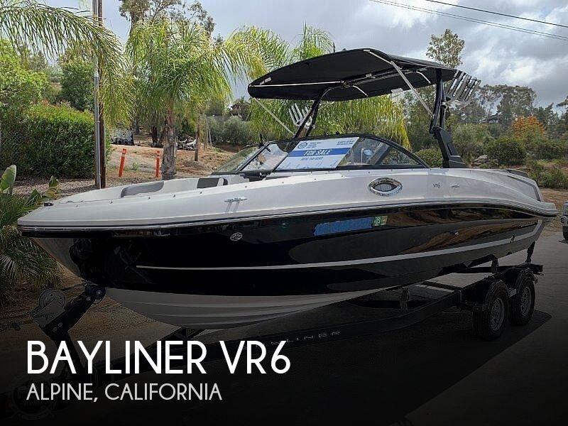 2021 BAYLINER VR6 for sale