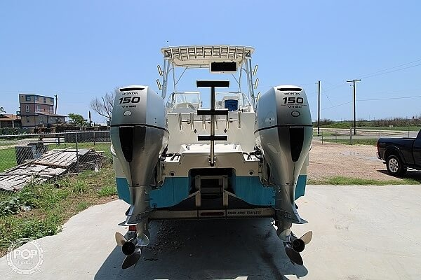 2006 World Cat boat for sale, model of the boat is 250 DC & Image # 7 of 33