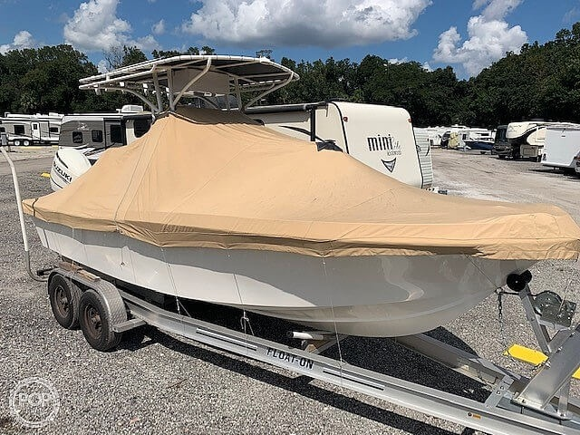 1992 Mako boat for sale, model of the boat is 221B & Image # 4 of 40