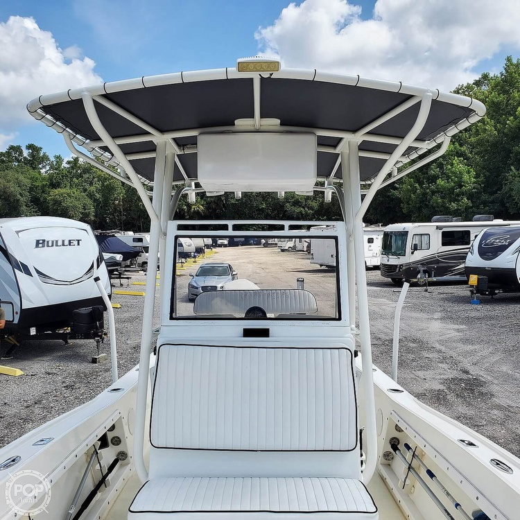 1992 Mako boat for sale, model of the boat is 221B & Image # 19 of 40