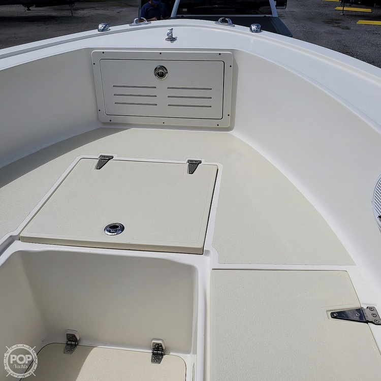 1992 Mako boat for sale, model of the boat is 221B & Image # 22 of 40