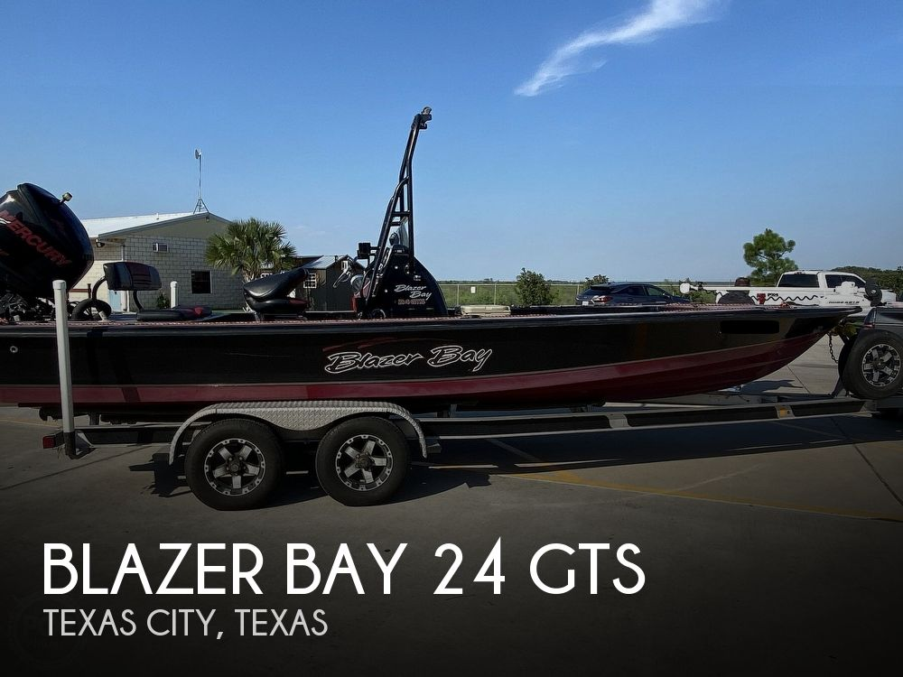 2014 Blazer Bay boat for sale, model of the boat is 24 GTS & Image # 1 of 40