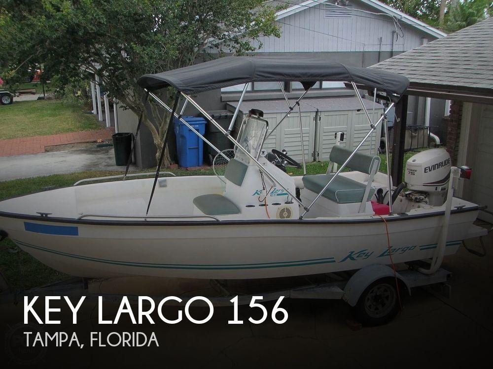 1998 Key Largo 156