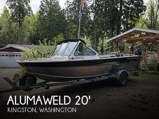 Used Alumaweld Boats For Sale in Washington by owner | 2003 Alumaweld Intruder 20'