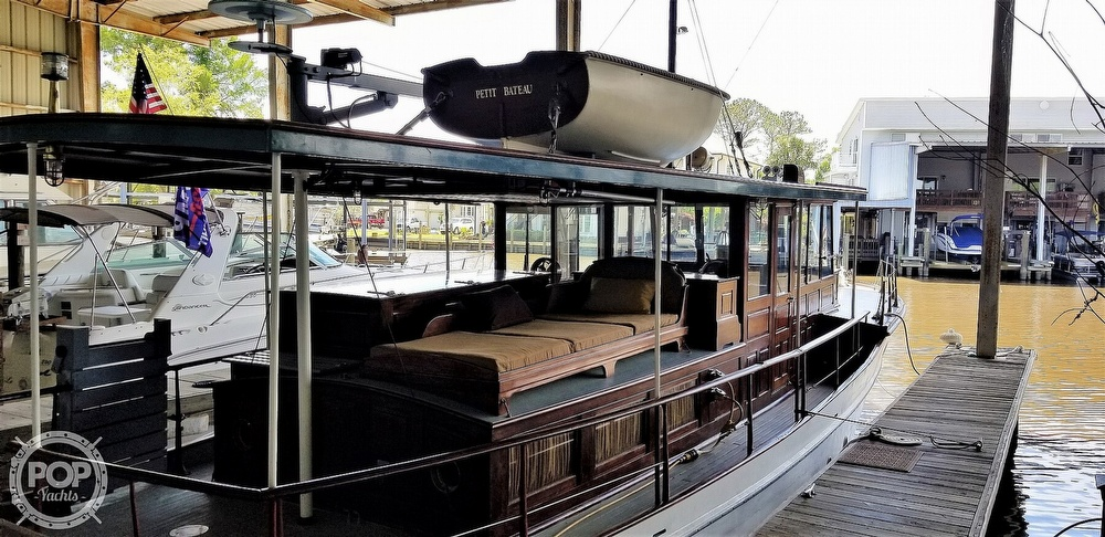 1928 ELCO (electric Launch Company) boat for sale, model of the boat is 42' ELCO Flat Top Motor Yacht & Image # 4 of 40