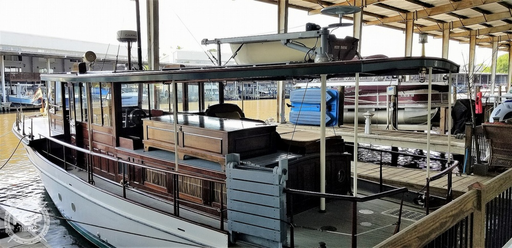 1928 ELCO (electric Launch Company) boat for sale, model of the boat is 42' ELCO Flat Top Motor Yacht & Image # 5 of 40
