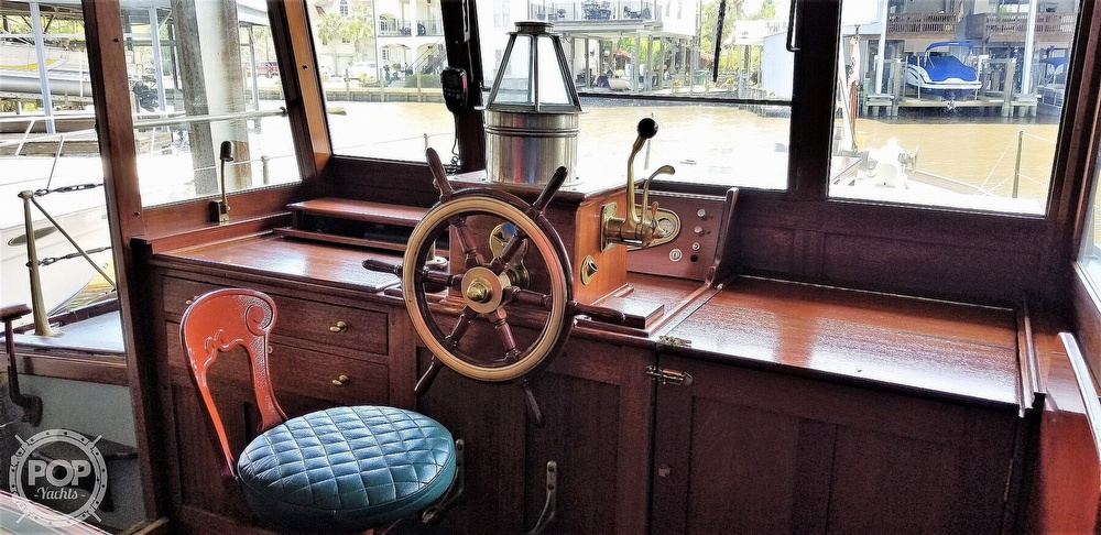 1928 ELCO (electric Launch Company) boat for sale, model of the boat is 42' ELCO Flat Top Motor Yacht & Image # 6 of 40