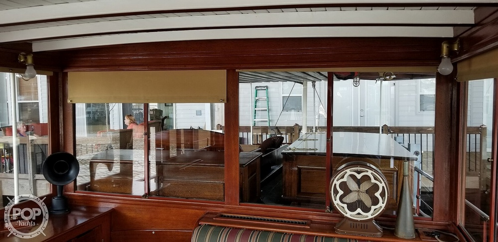 1928 ELCO (electric Launch Company) boat for sale, model of the boat is 42' ELCO Flat Top Motor Yacht & Image # 39 of 40