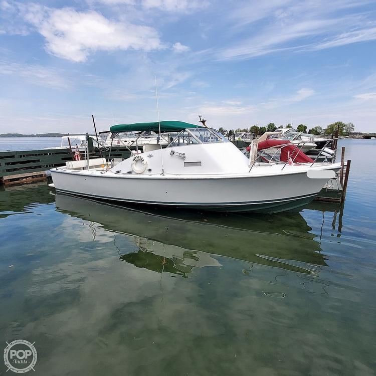 1966 Bertram boat for sale, model of the boat is Bahia-Mar 31 & Image # 2 of 40