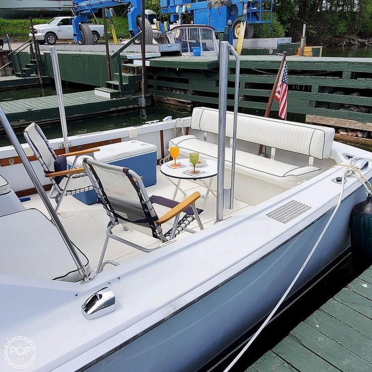 1966 Bertram boat for sale, model of the boat is Bahia-Mar 31 & Image # 5 of 40