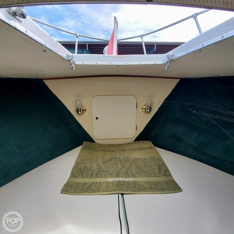 1966 Bertram boat for sale, model of the boat is Bahia-Mar 31 & Image # 15 of 40
