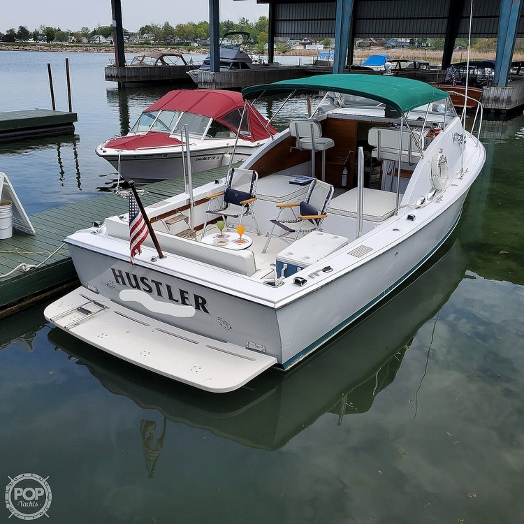 1966 Bertram boat for sale, model of the boat is Bahia-Mar 31 & Image # 34 of 40