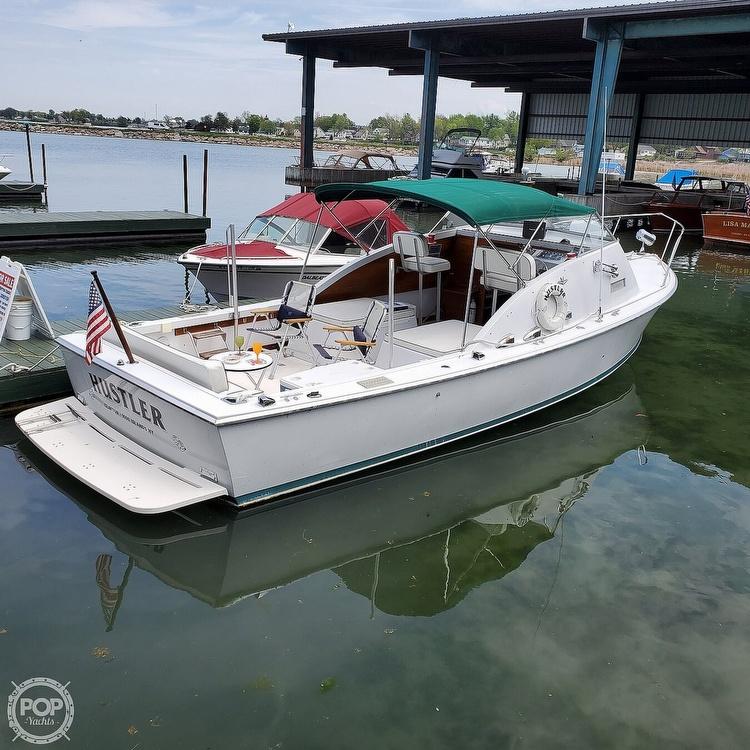 1966 Bertram boat for sale, model of the boat is Bahia-Mar 31 & Image # 35 of 40