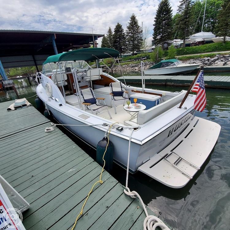 1966 Bertram boat for sale, model of the boat is Bahia-Mar 31 & Image # 38 of 40