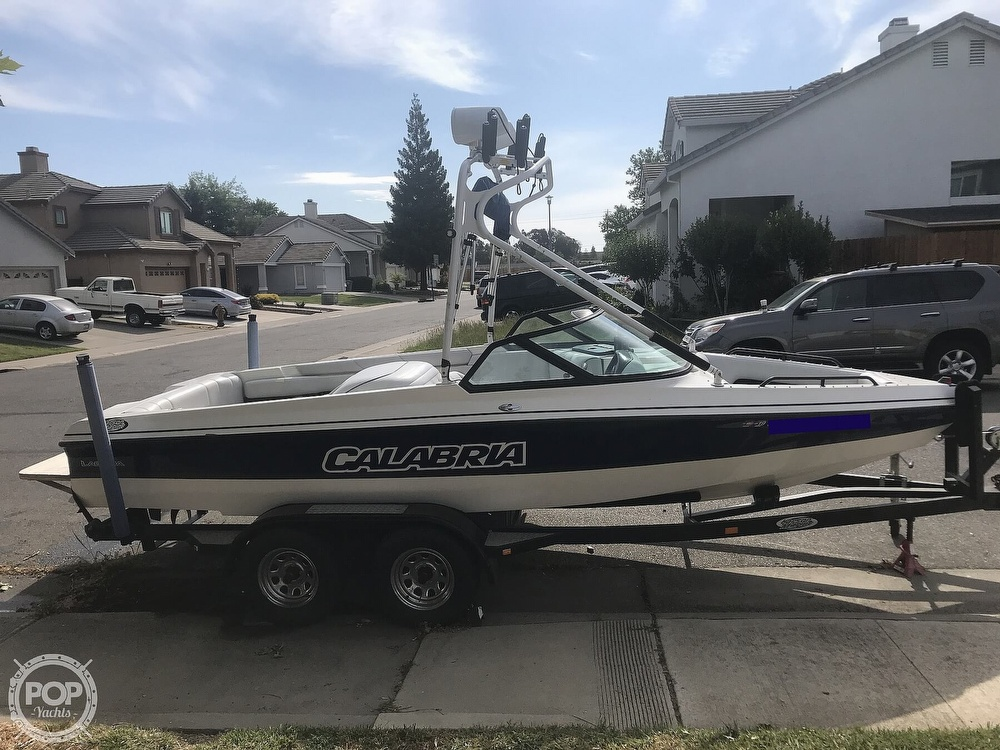 2003 Calabria boat for sale, model of the boat is Laguna & Image # 7 of 40