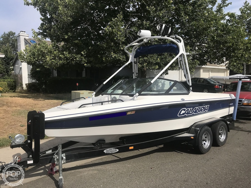 2003 Calabria boat for sale, model of the boat is Laguna & Image # 5 of 40