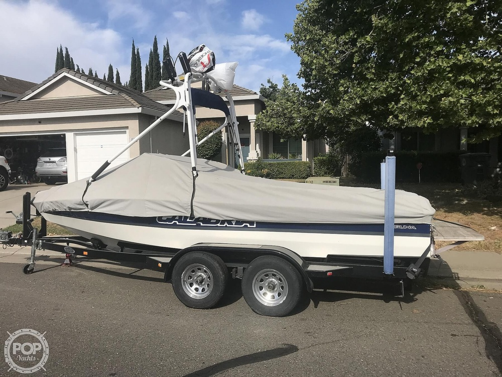2003 Calabria boat for sale, model of the boat is Laguna & Image # 9 of 40