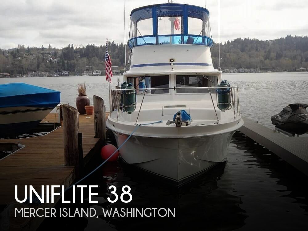 Used Uniflite Boats For Sale in Washington by owner | 1979 Uniflite 38