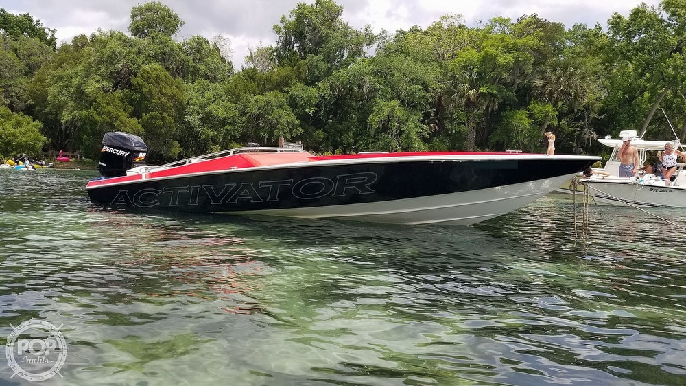 1990 Activator boat for sale, model of the boat is 22 & Image # 7 of 40
