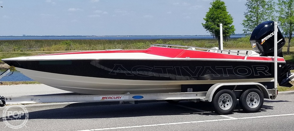 1990 Activator boat for sale, model of the boat is 22 & Image # 15 of 40