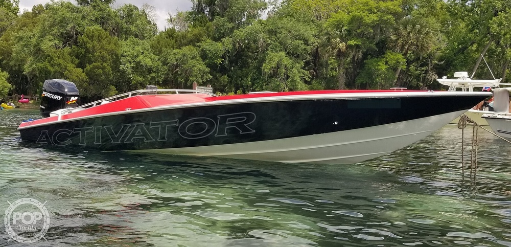 1990 Activator boat for sale, model of the boat is 22 & Image # 18 of 40