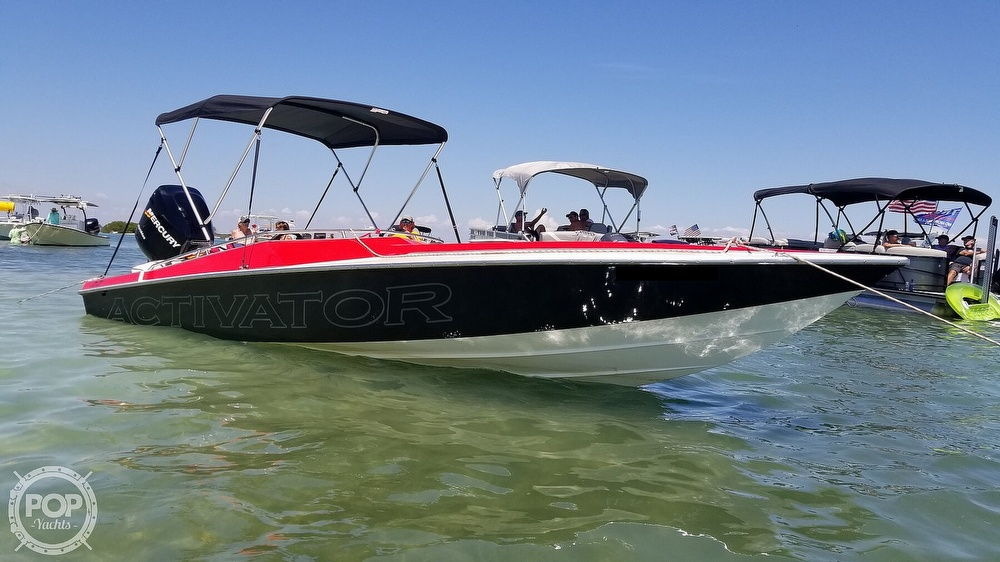 1990 Activator boat for sale, model of the boat is 22 & Image # 26 of 40