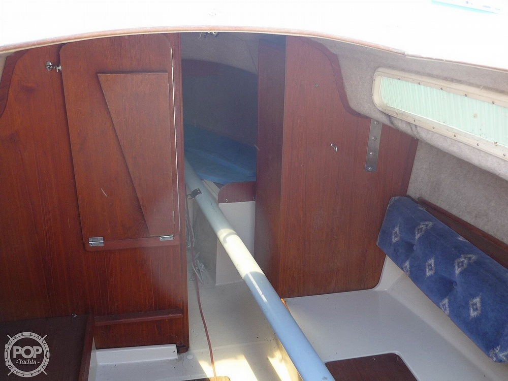 1984 CAL boat for sale, model of the boat is 24 & Image # 19 of 40