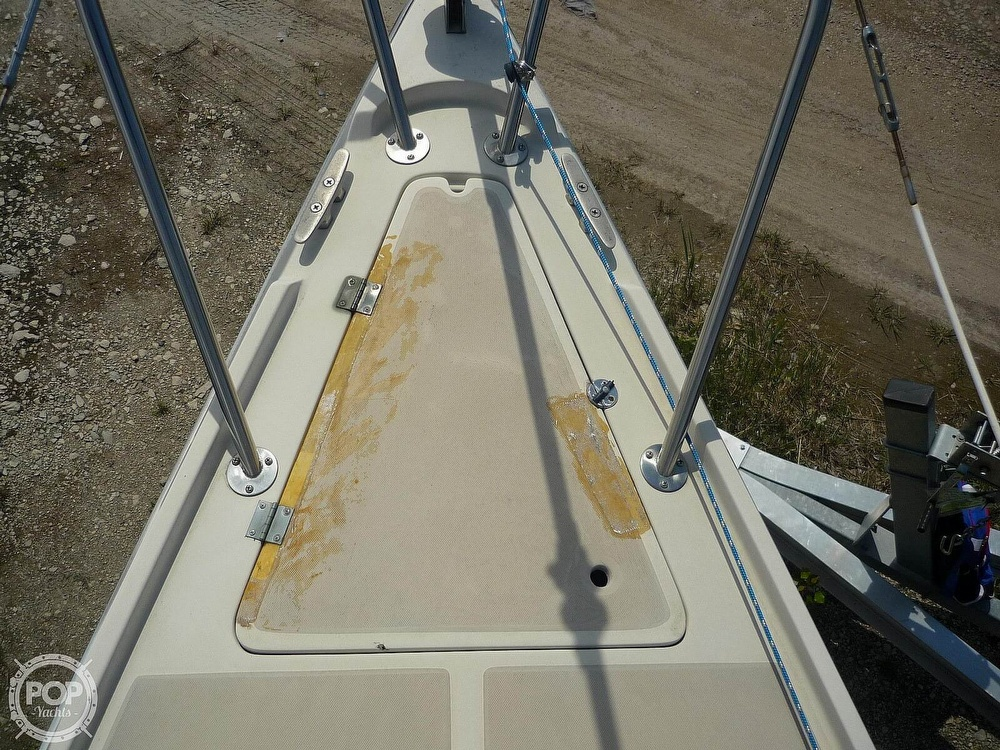 1984 CAL boat for sale, model of the boat is 24 & Image # 24 of 40