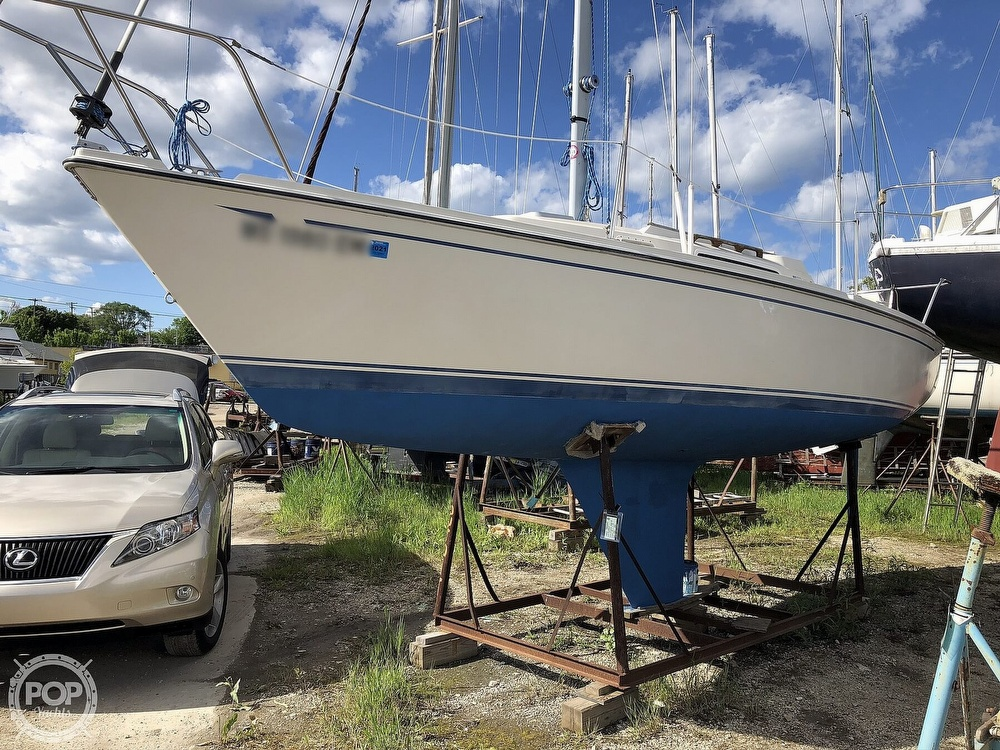 1984 CAL boat for sale, model of the boat is 24 & Image # 2 of 40