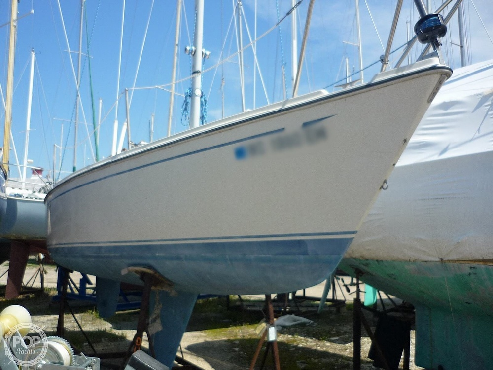 1984 CAL boat for sale, model of the boat is 24 & Image # 4 of 40