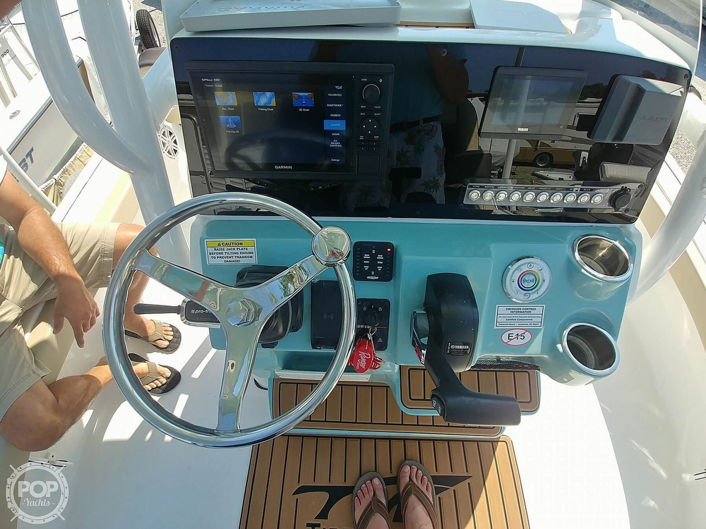 2021 Tidewater boat for sale, model of the boat is 2300 Carolina Bay & Image # 9 of 40